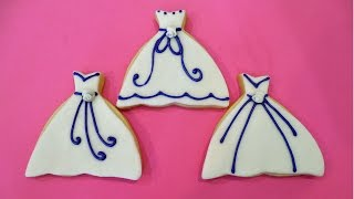 How to Decorate Wedding Cookies with Jill - Sweet Art Made Simple