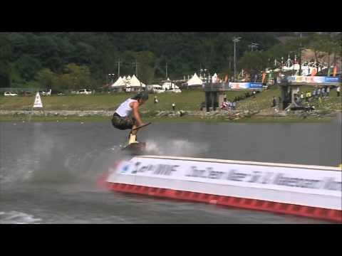 IWWF World Cup - Wakeboard Men Korea 2010