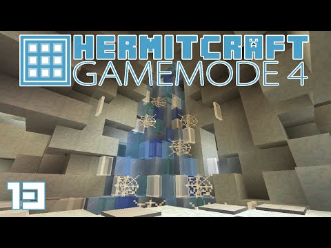 Hermitcraft Gamemode 4 13 Guardian Farming