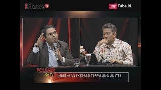 Debat Ketat Pembahasan Pasal 27 Ayat 3 Part 02 - Polemik 10/08