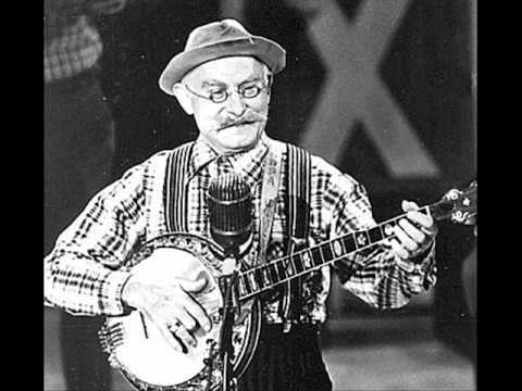 Grandpa Jones - Mountain Dew (ORIGINAL STUDIO VERSION)
