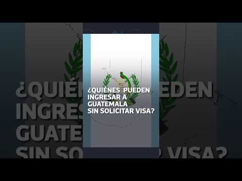 87 países no necesitan visa para entrar a guatemala | Prensa Libre