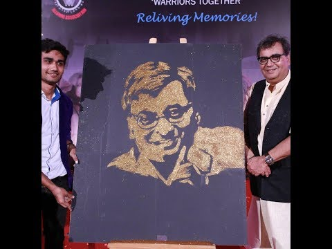 New Amazing Talent | Glue Painting | Sarvam Patel | Artist | Mumbai - India