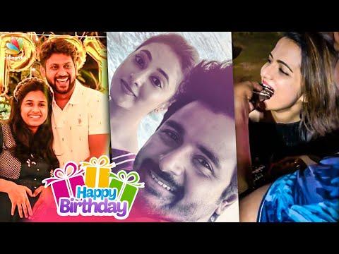 Surprise Birthday Party Video | Vijay Tv DD, Sivakarthikeyan Birthday, Rio Raj | Tamil Cinema News