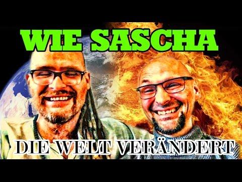 Vegane Ernährung 🕊 roh veganer Bushcrafter Sascha im Interview über Veganisierung der Gesellschaft