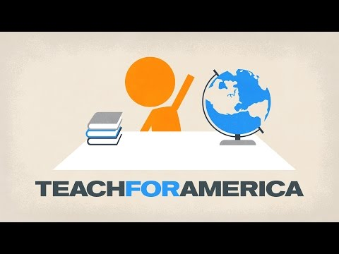 Teach for America: Helping Students Achieve their Dreams
