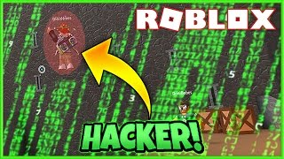 KILLING A HACKER! | Assassin | Roblox