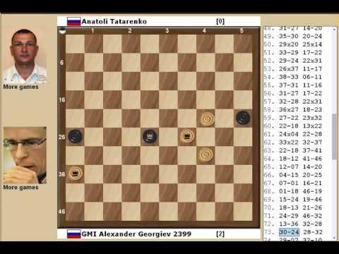 Alexander Georgiev - Anatoli Tatarenko 2 0 Ishimbay 1997