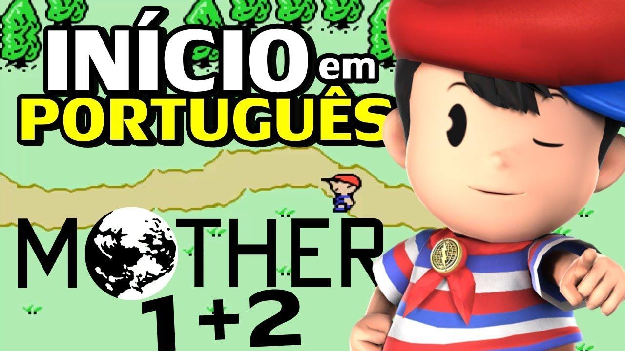 Mother 1+2 (GBA) - O Início (Jogo em Português)