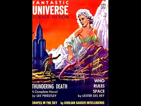 The Girls from Earth by Frank M. Robinson - X Minus One, Science Fiction