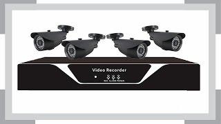 Готовые комплекты видеонаблюдения - идеальное решение для квартиры, дачи и офиса