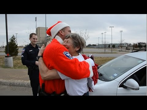 Image result for Waxahachie Police Department - Surprise Christmas