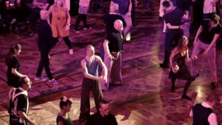 Blackpool Tower Ballroom on 12.11.16 - Dance Competition No.1 - Clip 4773 by Jud