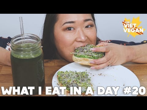WHAT I EAT IN A DAY #20 // VEGAN // Yamchops Vegan Cookbook Launch!