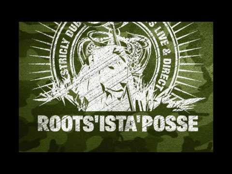 Ras Mykha & Roots Ista Posse - Bus To Zion + Dub