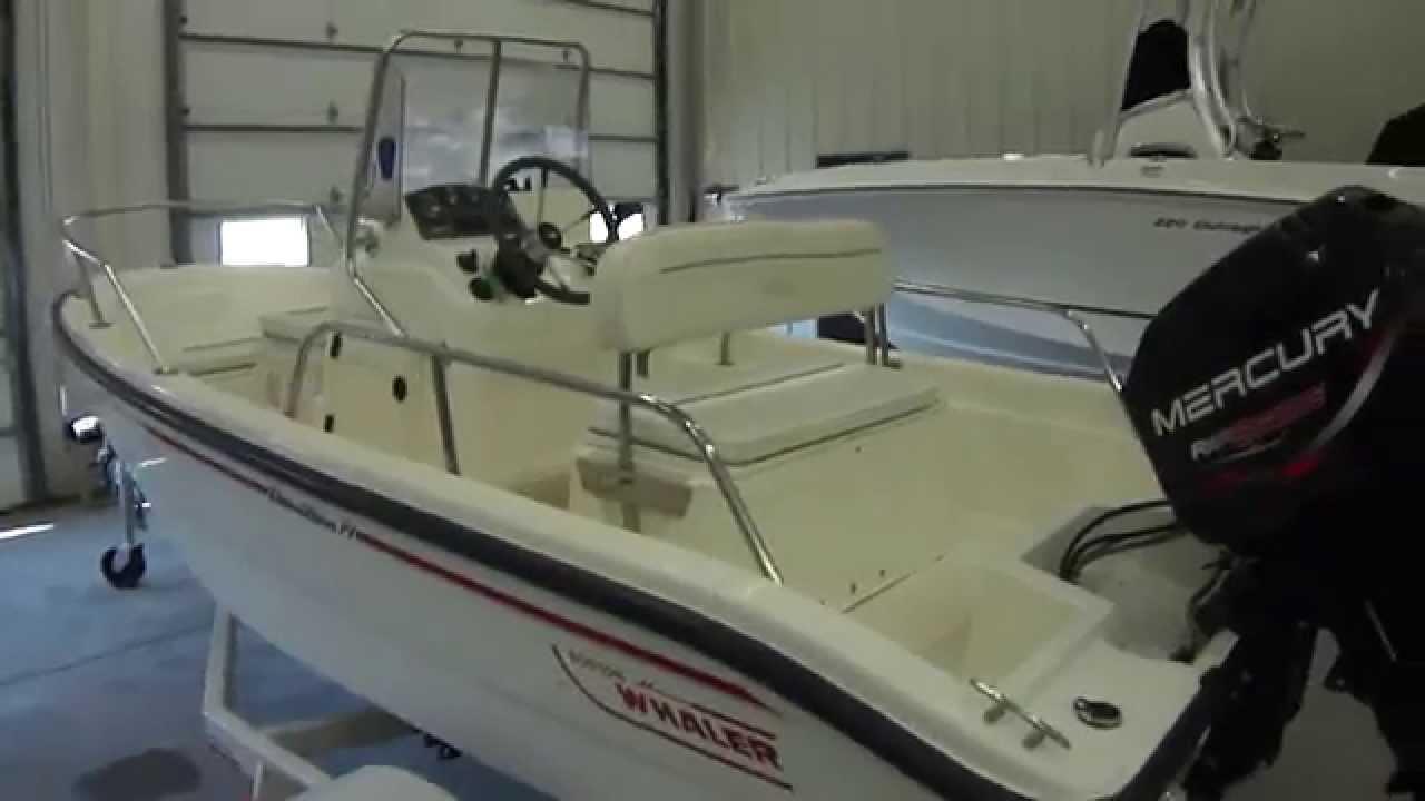 1999 Boston Whaler 14 Dauntless @ Clemons Boats
