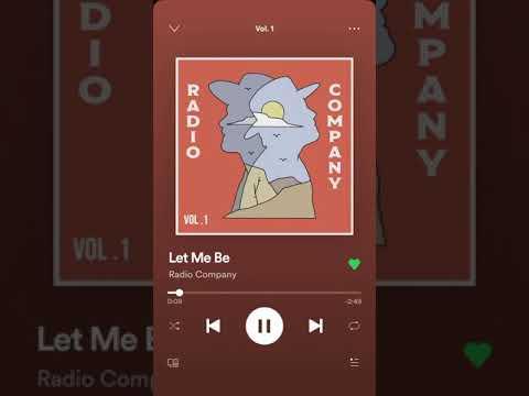 Let Me Be - Radio Company (Jensen Ackles, Steve Carlson)