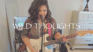 DJ Khaled, Rihanna, Bryson Tiller -  Wild Thoughts Cover