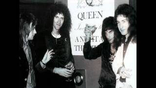 Queen - Good old fashioned lover boy (Instrumental)