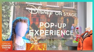 Disney On Stage Pop-Up Experience with Frozen, The Lion King, Mary Poppins, Aladdin and more!