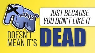 Is PHP Dead?