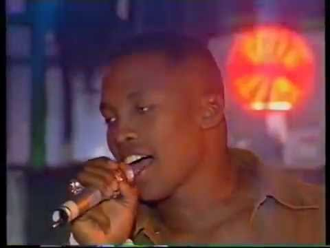 Haddaway   Catch a fire live 1995