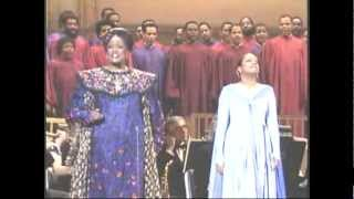 "Kathleen Battle, Jessye Norman: ""In That Great Getting Up Morning"" 01 / 22"