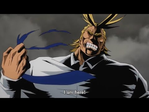 Download My Hero Academia : All Might Vs Nomu Full Fight!! All Might epic battle!!