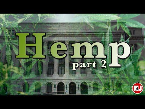 The Potential of Hemp: Part II | April 19, 2019