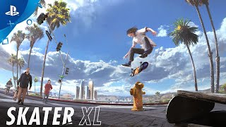 Skater XL - Coming July 2020 | PS4