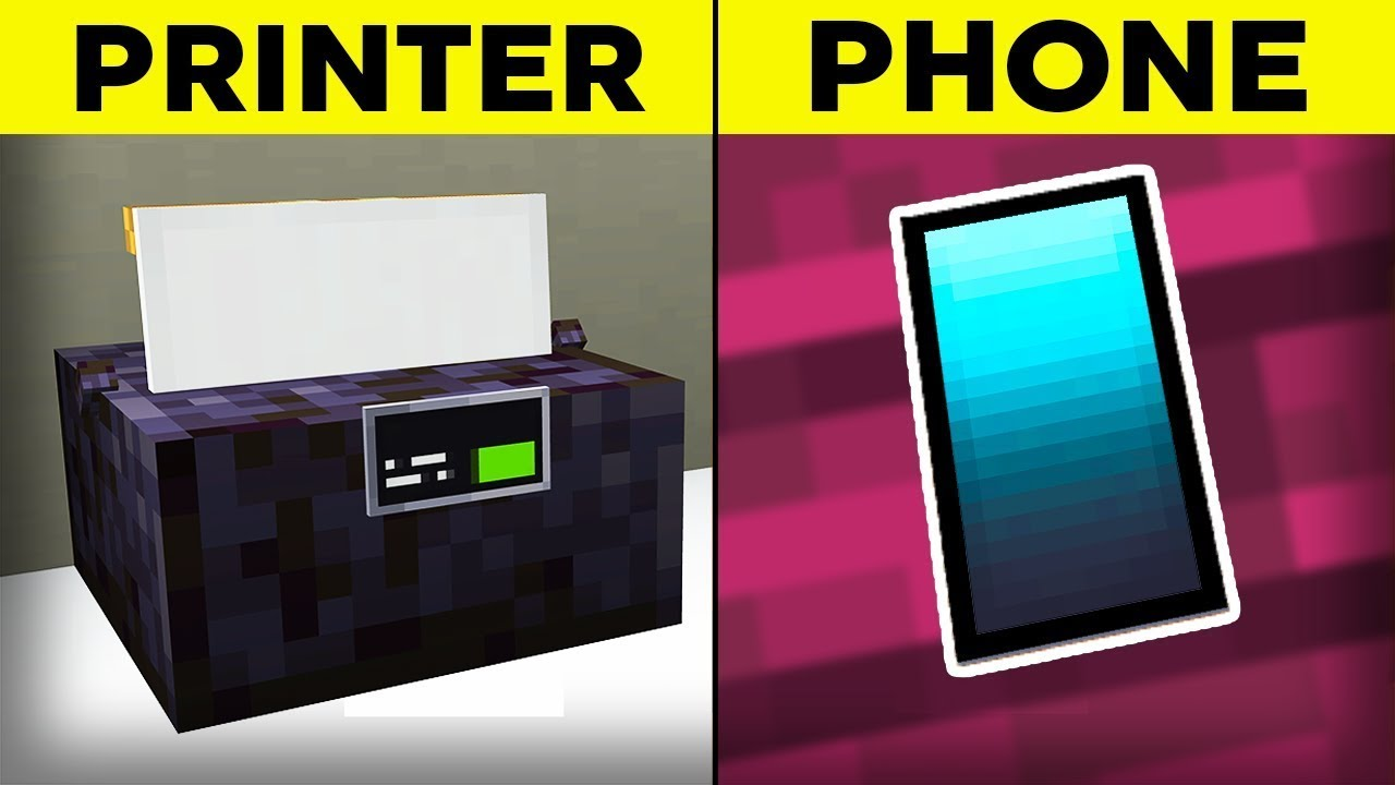 25 Amazing Hacks with Banners in Minecraft