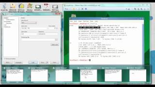 install winSCP and transfer file from windows to Virtual Machine