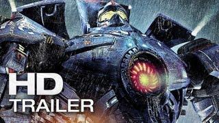PACIFIC RIM Offizieller Trailer 2 Deutsch German | 2013 [HD]