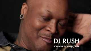 DJ RUSH im Interview - 5 Years Club e-lectribe Kassel - 16.02.2013