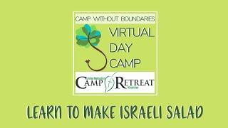 Learn to Make Israeli Salad