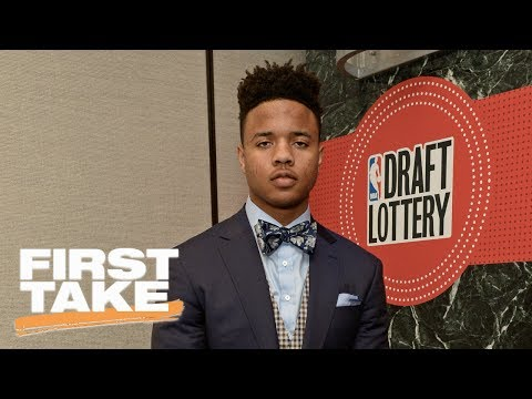 76ers Expected To Take Markelle Fultz | First Take | June 19, 2017