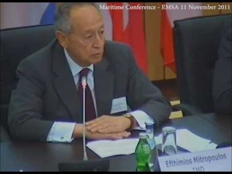 Maritime Conference - Opening address by Efthimios Mitropoulos, Secretary General of IMO