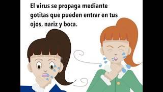Medidas de prevención contra el Coronavirus COVID-19