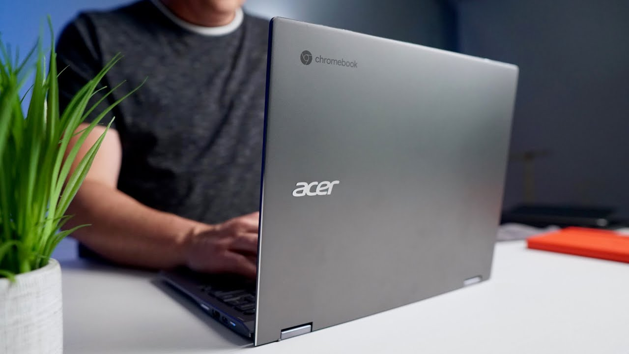 Acer Chromebook Spin 713 Hands-On & First Impressions