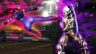 [TAS] Tekken Tag Tournament - Kunimitsu / Yoshimitsu