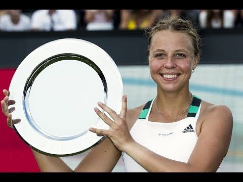 2017 Ricoh Open Final | Anett Kontaveit vs Natalia Vikhlyantseva | WTA Highlights