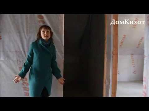 Архитектор Зайцева Ирина об индивидуальном проекте. М.О., Истринский р-он, п. Сокол-2