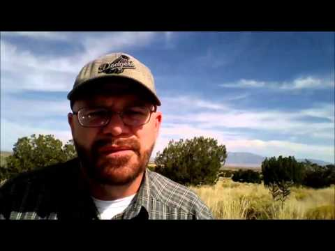 COME with me to my NEW PROPERTY in NEW MEXICO  - BEAUTIFUL PARADISE