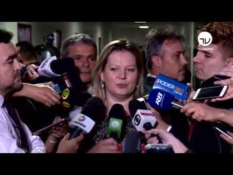 Líderes falam sobre a vinda do ministro da Educação
