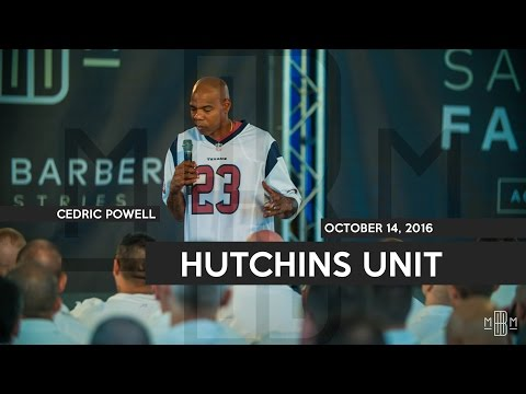 Cedric Powell | Hutchins Unit (10/14/16)