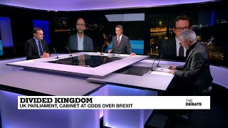 Divided Kingdom: UK Parliament, Cabinet at odds over Brexit