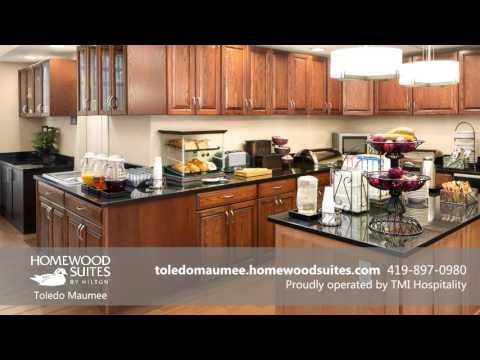 Homewood Suites Toledo Maumee Hotel
