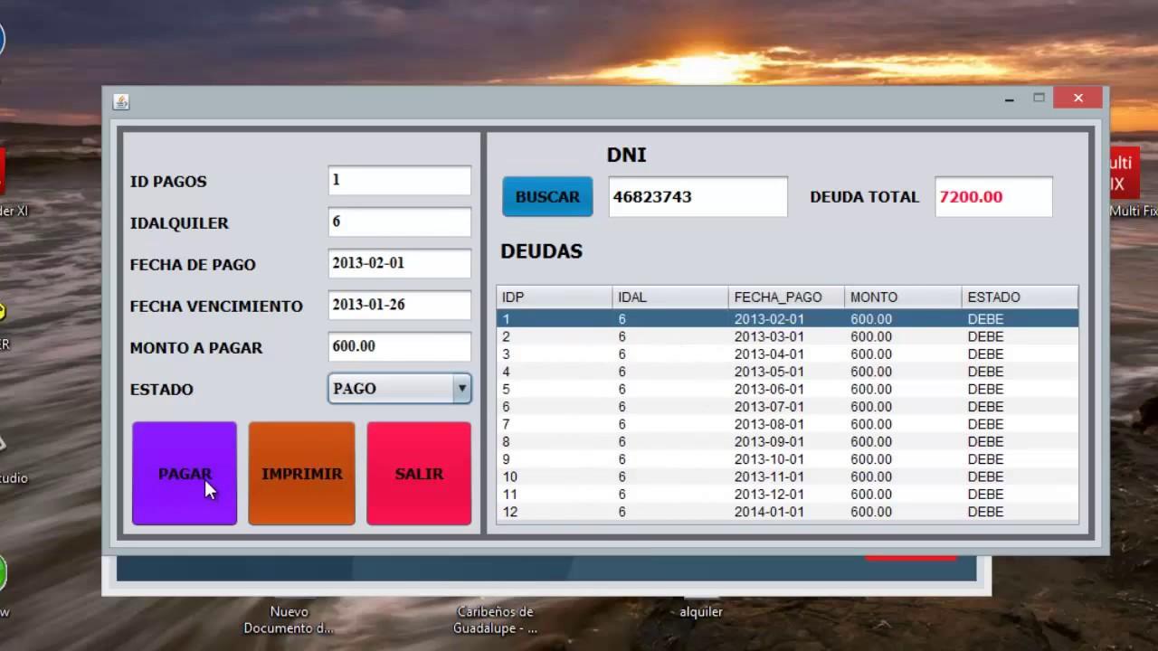 Sistema de alquiler de cuartos o departamentos youtube for Programa para disenar cuartos