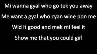 Hold Yuh   Gyptian Karaoke