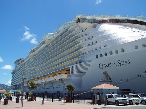 Your dream holiday onboard Oasis of the Seas cruise ship